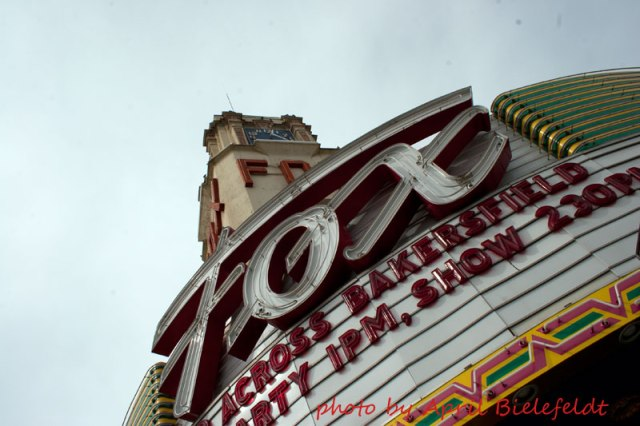 Fox theatre-Bakersfield